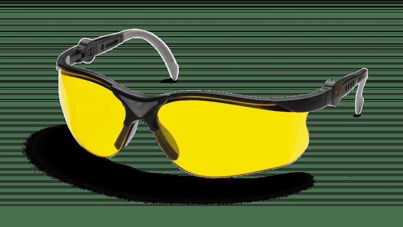 Veiligheidsbril , Yellow X