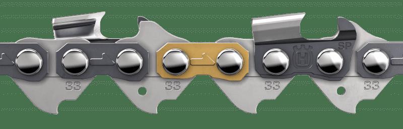 Zaagketting X-CUT SP33G Semi chisel PIXEL .325″ 1,3 mm