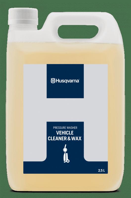 Voertuig Cleaner & Wax