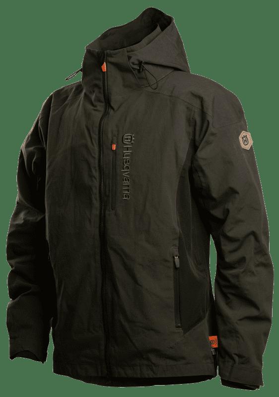Xplorer Shell jacket men forest green