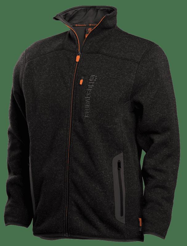Xplorer Fleece jacket men granite grey