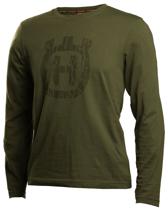 Xplorer T-shirt camouflage met lange mouwen unisex