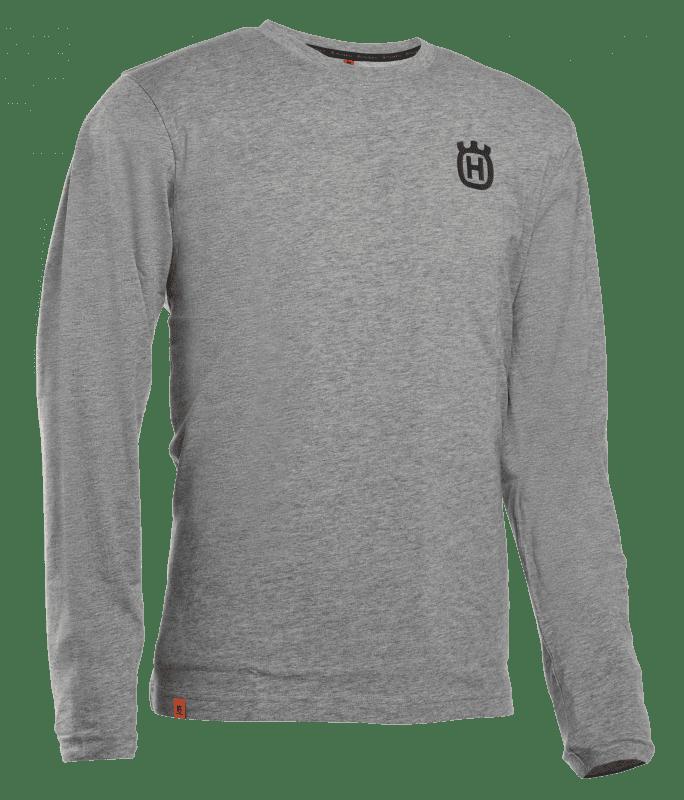 Xplorer T-shirt unisex pionierzaag met lange mouwen