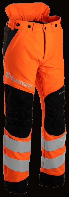 Waist Trousers High Viz, Technical