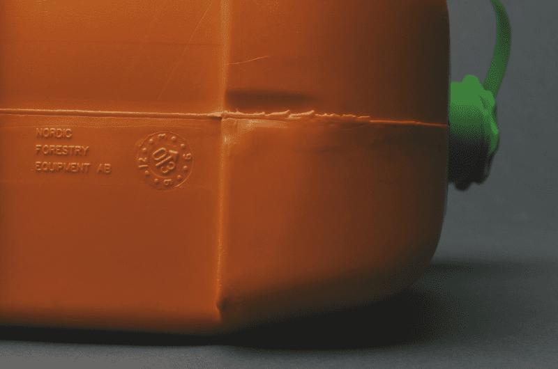 Brandstof jerrycan 15 L