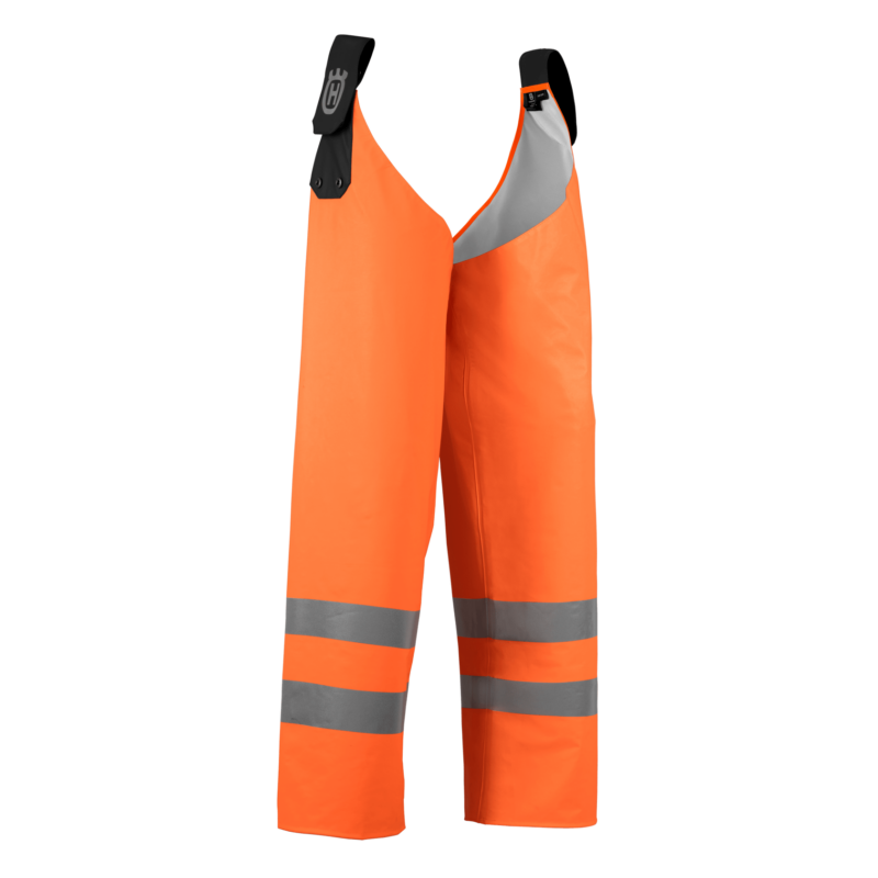 Rain Chaps Protect High-Viz, Functional