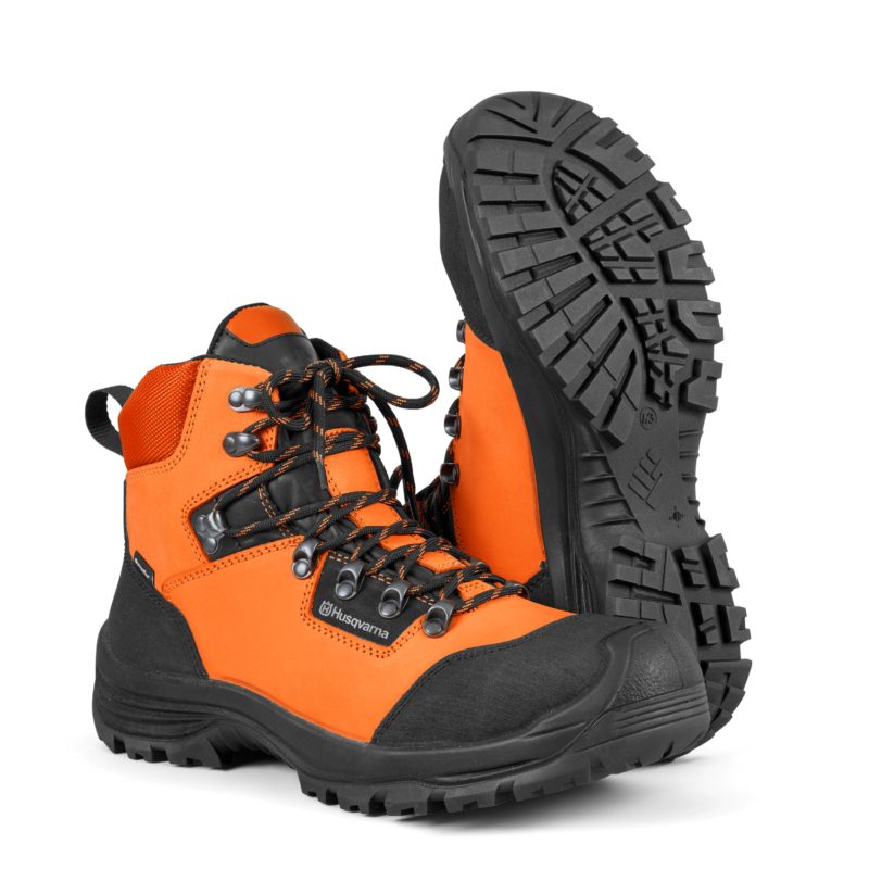 Protective Leather Boots Technical Light